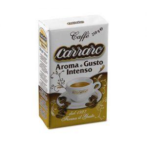 پودر قهوه کارارو مدل aroma e gusto intenso مقدار 250 گرم