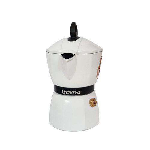 قهوه جوش جنوا طرح Real Madrid 3c||