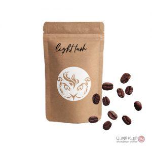 قهوه ترک روشن