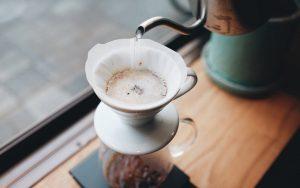 آموزش دم کردن قهوه v60