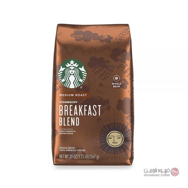 قهوه صبحانه اصل استارباکس