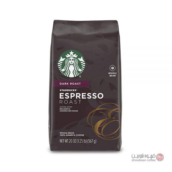 قهوه اسپرسو استارباکس