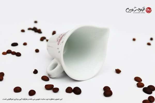 شیر ریز کررو شات شیر کنار قهوه