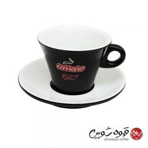 فنجان قهوه مشکی کررو