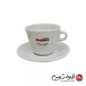 فنجان قهوه طرح مولیناری